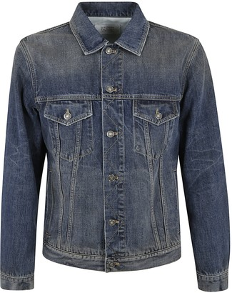 Givenchy Denim Buttoned Shirt
