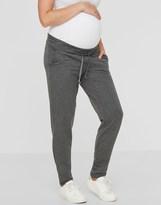 Mama Licious Mamalicious Maternity Elastic Cuff Joggers