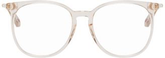 Chloé Pink Round Glasses