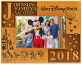 Disney Walt World 2018 Frame by Arribas - 4'' x 6'' - Personalizable