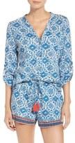 Lucky Brand Short Pajamas