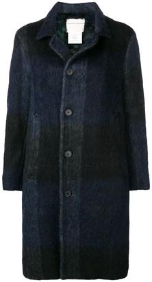 Stephan Schneider Afro single-breasted coat