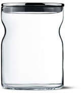 Georg Jensen Alfredo Container Glass 0,75L 0100 Stainless Steel Lid