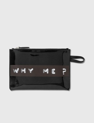 """Burberry """"Why Me?"""" Cosmetic Pouch"""