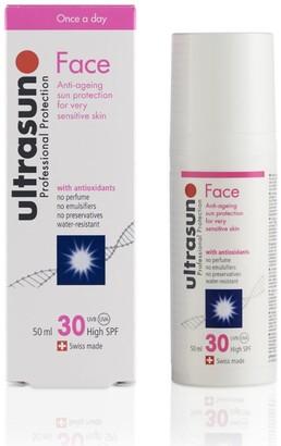 Ultrasun Ultra Sun Face Sun Lotion SPF30
