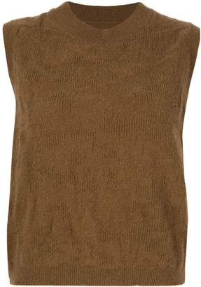 Zambesi Walkabout knitted top