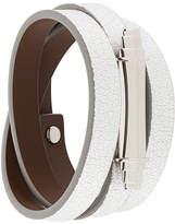 Givenchy Obsedia Pure wraparound bracelet
