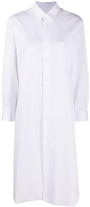 Junya Watanabe Cotton Shirt Dress