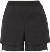 Theory Theory+ Donatelo layered shell shorts