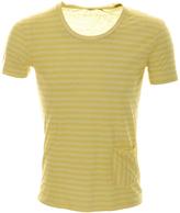 Antony Morato Striped T Shirt Yellow