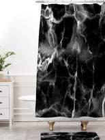 Deny Designs Marble No 2 Shower Curtain Bath Set (2 PC)