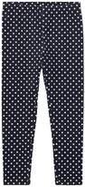 Polo Ralph Lauren Polka Dot Jersey Leggings Girl's Casual Pants