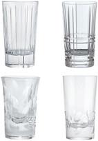 Christofle Vodka Glasses - Set of 4