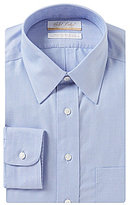 Roundtree & Yorke Gold Label Non-Iron Regular Full-Fit Point Collar Dress Shirt