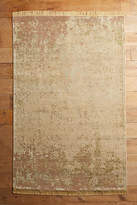 Anthropologie Forest Moss Rug