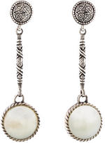 Stephen Dweck Mother of Pearl Drop Earrings
