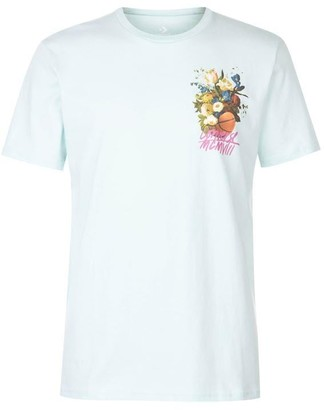 Converse Flower T Shirt