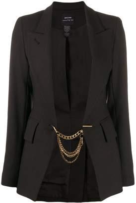 Smythe chain-embellished blazer