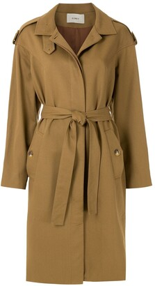 Egrey Liberty trench coat