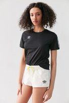 Umbro Mid-Rise Checkered Short