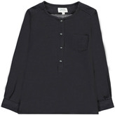 Hartford Hector Blouse with Pocket