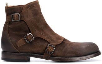 Officine Creative Tempus 15 ankle boots