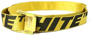 Off-White Industrial Buckled Belt