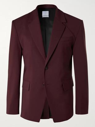 Deveaux Woven Suit Jacket