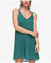 Roxy Juniors' Strappy-Back Slip Dress