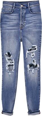 Free People Phoenix High Waist Skinny Jeans