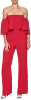 Alythea Red Jumpsuit