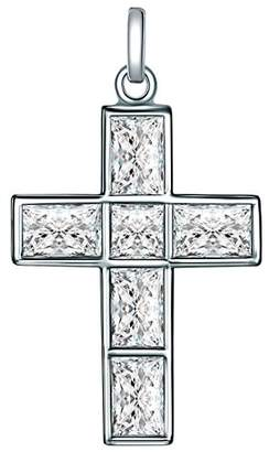 Rafaela Donata Classic Collection Rafaela Donata - Pendant - 925 Sterling Silver with Cubic Zirconia, Zirconia Pendant, Silver Jewelry, Sterling Silver Pendant, Zirconia Jewelry - 60837015