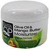 Elasta QP Olive Oil and Mango Butter Moisturizer, 8.25 oz (Pack of 10)