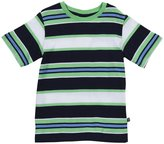 E-Land Kids Striped Tee (Toddler/Kids) - Multicolor-3T