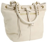 Linea Pelle Maya Large Bucket (Sand) - Bags and Luggage