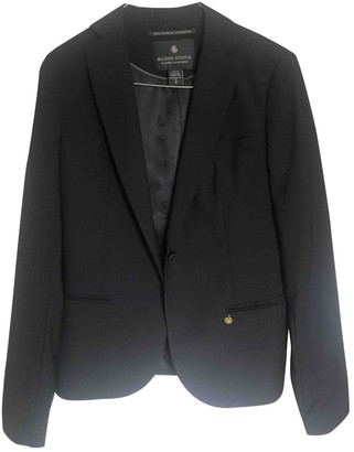 Maison Scotch Black Jacket for Women