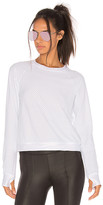 Koral Sofia Pullover in Ivory. - size L (also in M,S,XS)