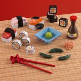 Kid Kraft Sushi Dinner 23-pc. Play Food Set