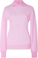 Emilia Wickstead Gabrielle Merino Wool-Blend Sweater