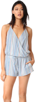 Bella Dahl Cross Front Romper