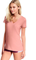 PINK Super Soft V-Neck Tee