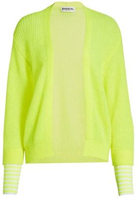 Essentiel Antwerp Vouloir Rib-Knit Cardigan