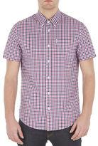 Ben Sherman House Gingham Cotton Shirt