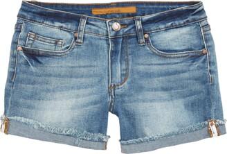 Joe's Jeans The Markie Mid Rise Shorts