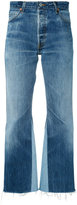 RE/DONE straight jeans - women - Cotton - 27