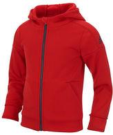 adidas Boys 2-7 Hooded Athletic Jacket
