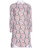 Carven Printed cotton shirt dress