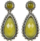 Lagos Sterling Silver Maya Serpentine Small Teardrop Earrings