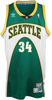 adidas Ray Allen Seattle Supersonics NBA Throwback Swingman Jersey - Green