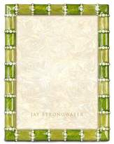 """Jay Strongwater Striped 5"""" x 7"""" Frame"""